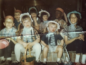 Ben's Bost School Class--he's on the left.